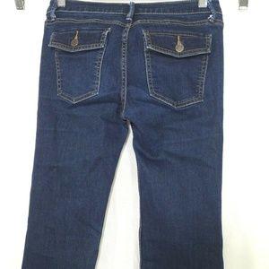 Banana Republic Bootcut Jeans Women Size 27 4
